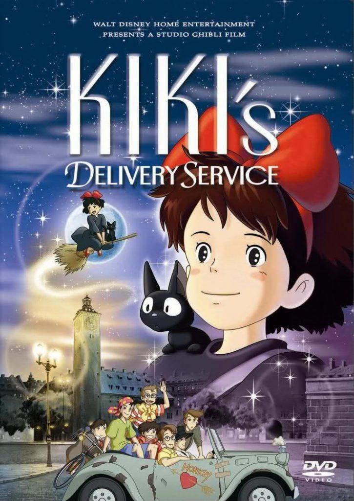 Kiki's Delivery Service Serviço de Entregas da Kiki Majo no Takkyuubin Kiki's Delivery Service O Serviço de Entregas da Kiki