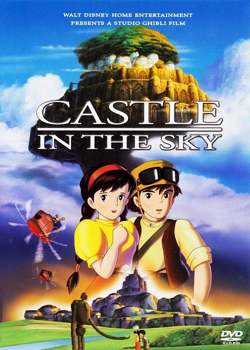 Laputa Castle in the Sky Tenkuu no Shiro Laputa Laputa Castle in the Sky Laputa O Castelo dos Céus