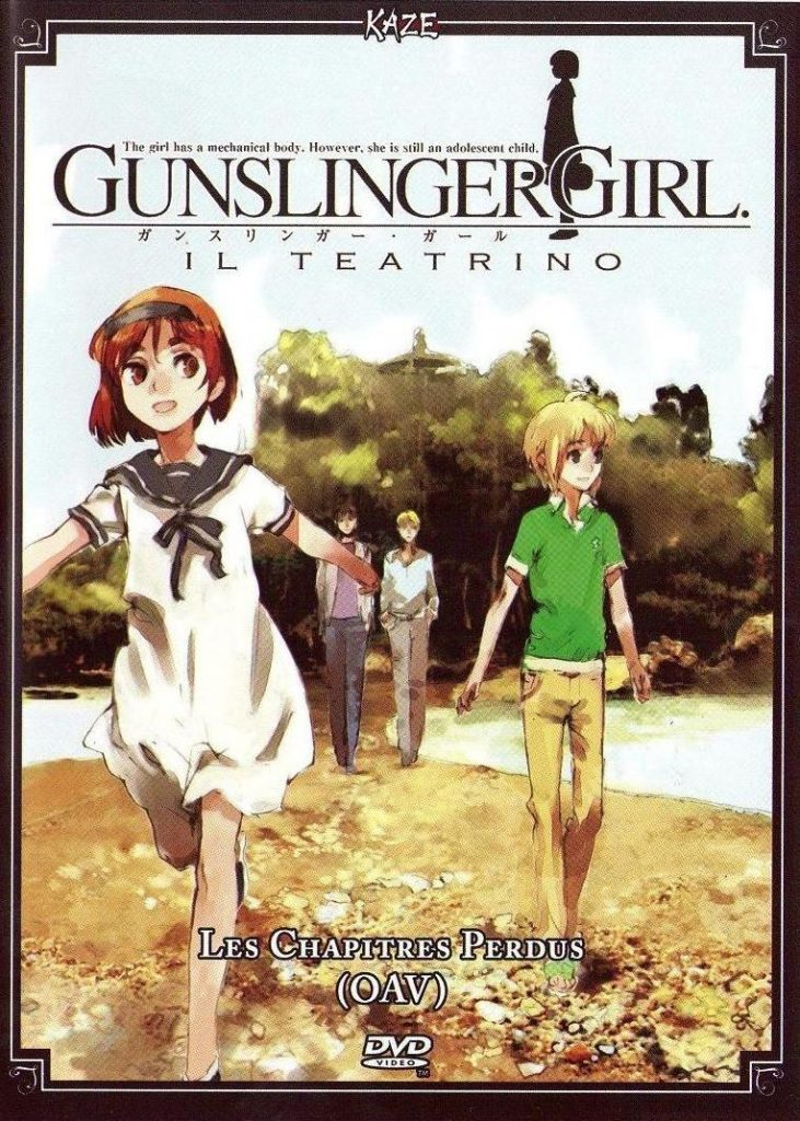 Gunslinger Girl. Il Teatrino - OVA