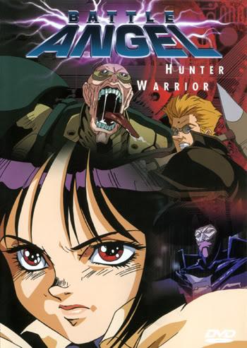 Hyper Future Vision Gunnm Battle Angel Alita Gun-Dream Gunnm