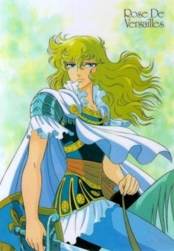 The Rose of Versailles I'll Love You As Long As I Live
