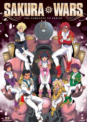 Sakura Taisen TV 00