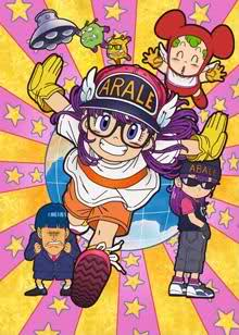 Dr. Slump - Movie 11 Dr. Slump & Arale-chan Dr. Mashirito Abale-chan