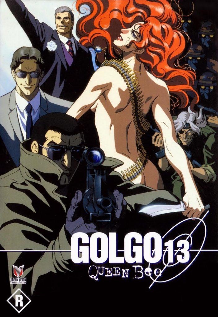 golgo-13-queen-bee