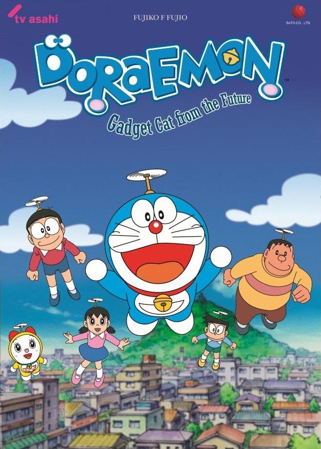 Doraemon o Gato do Futuro