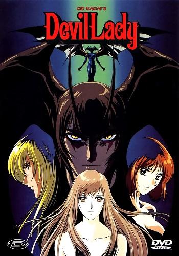 Devilman Lady 00