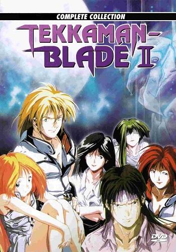 Tekkaman Blade II 00