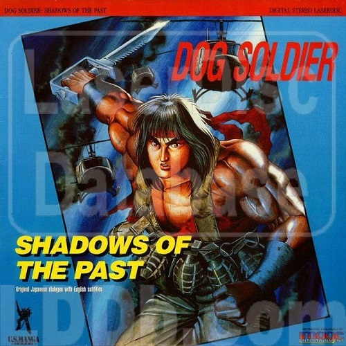 Dog Soldier - Shadows of the Past