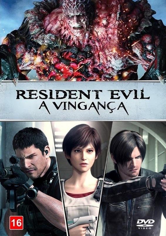Resident Evil - A Vingança 00