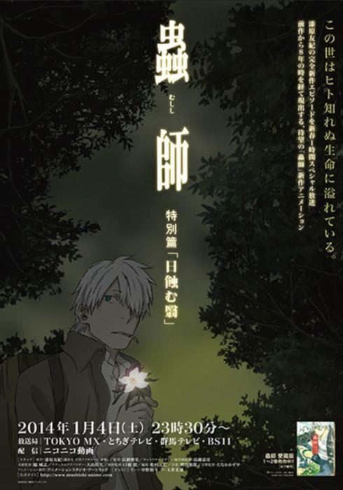 Mushishi Tokubetsu Hen - Hihamu Kage