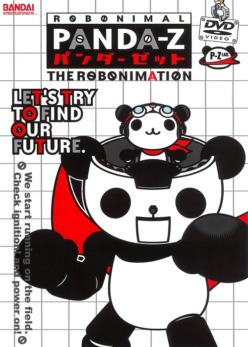 Panda-Z - The Robonimation